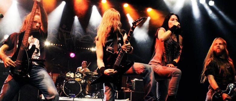Metal Outbreak Scream Tour 2014