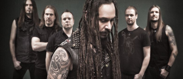 """Circle World Tour 2014"":   Amorphis & Hamfred"