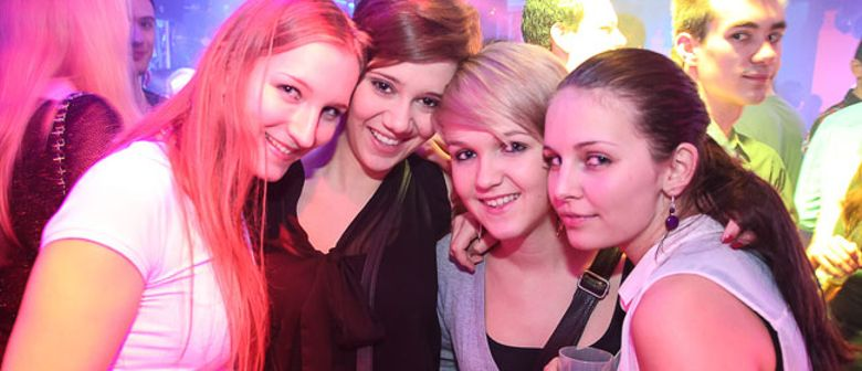 Steinebach-Clubbing im April
