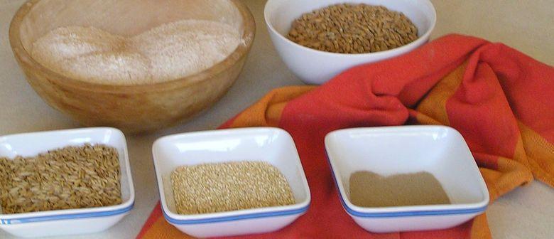 Workshop: Brot selber backen