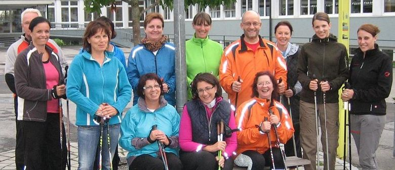 Nordic Walking mit dem Schiverein Lochau