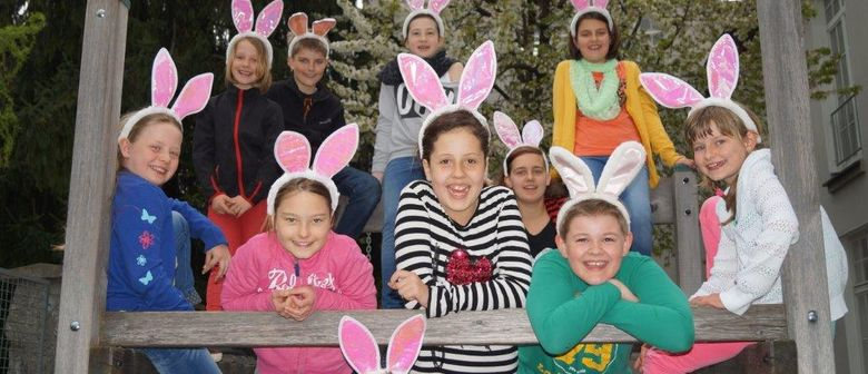 Kindertheater an Ostern