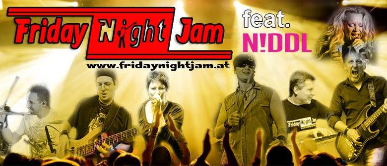 Friday Night Jam - Die Supernacht der 80er & 90er