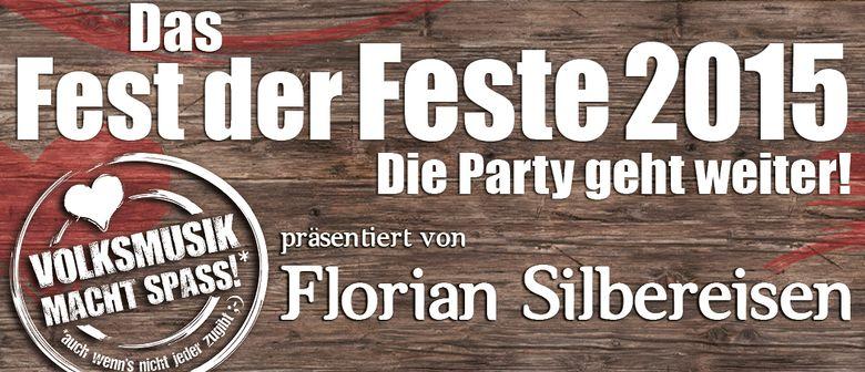 Fest der Feste 2015 - Die Party geht weiter!