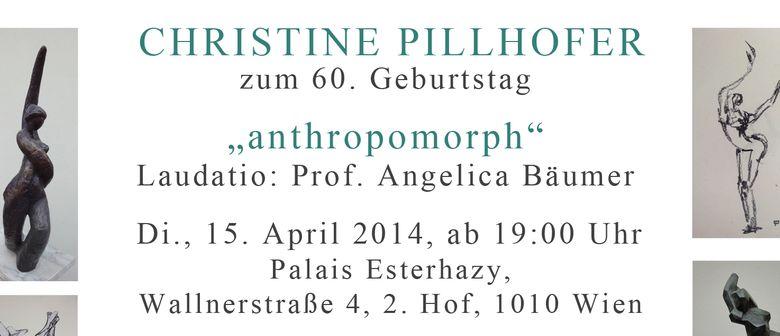 """Ausstellung  """"Anthropomorph"""" - Christine Pillhofer"""