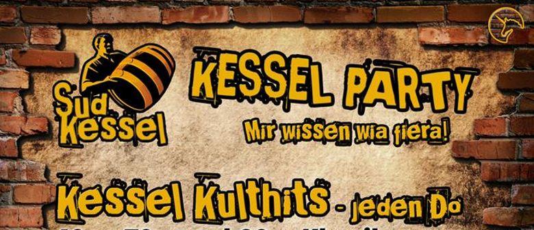 Rock the Kessel Party - jeden Fr