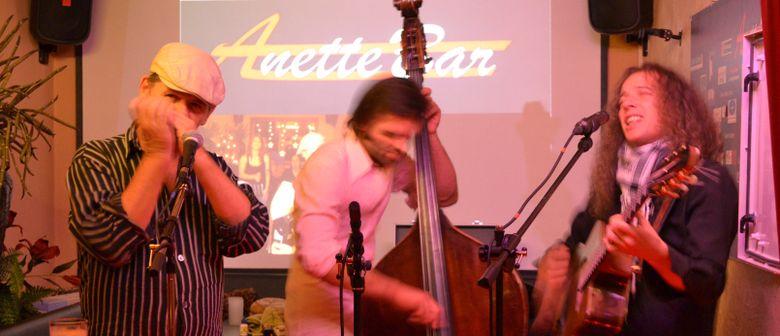 Live-Open-Musik Session A.netteBar