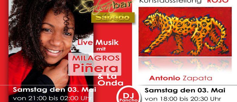 SALSABAR SÀBADO mit Live Musik