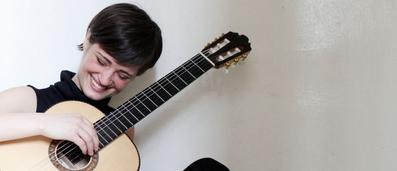 """Andere Saiten"" - Ein Solo-Gitarrenabend mit Zsófia Boros"