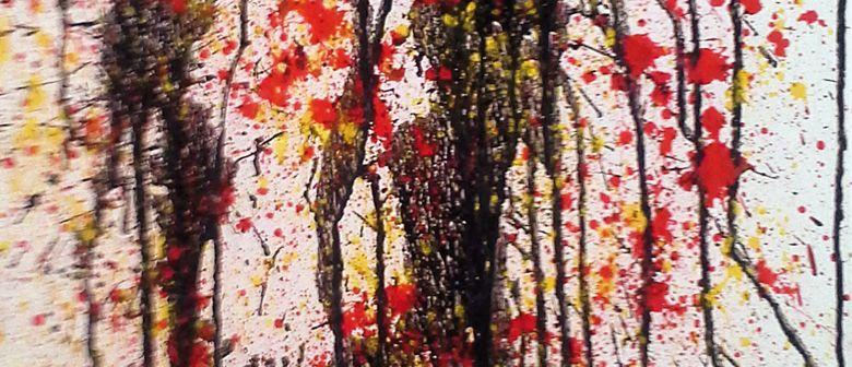 MARK art gallery: Michael Burner - Kunterbunt