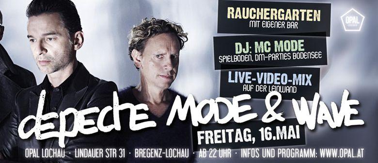 Depeche Mode & Wave!