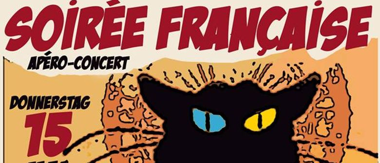 SOIRÉE FRANÇAISE + live YALTA CLUB [F]| 15.05.2014 | ab 19:0