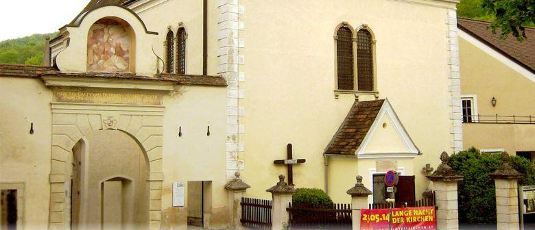 Mauerbacher Frühling: Lange Nacht der Kirchen