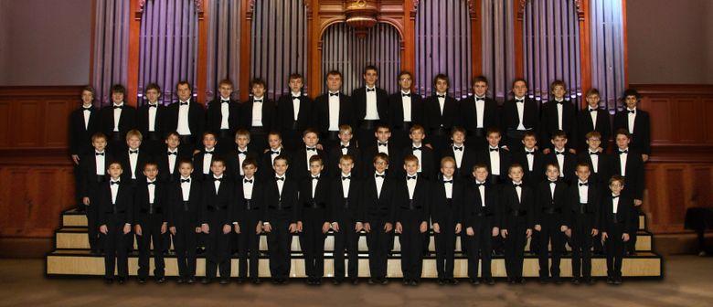 Exklusives Gratiskonzert des Moscow Boys' Choir DEBUT