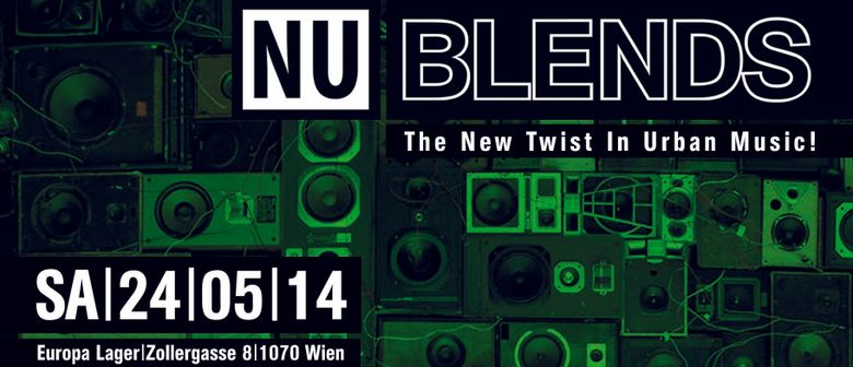 Nu Blends Ghetto Funk Special @ Europa (Lager)