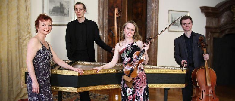Galeriekonzert präsentiert rare Barockmusik