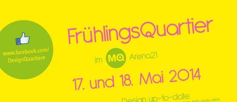 Design heute - FrühlingsQuartier im MQ