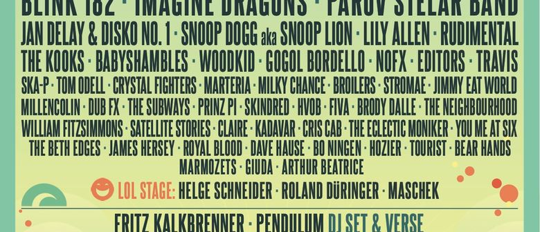 FM4 Frequency Festival 2014