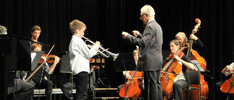 Jahreskonzert der Musikschule Rankweil-Vorderland