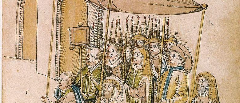 König Sigismund, das Konstanzer Konzil und die Juden