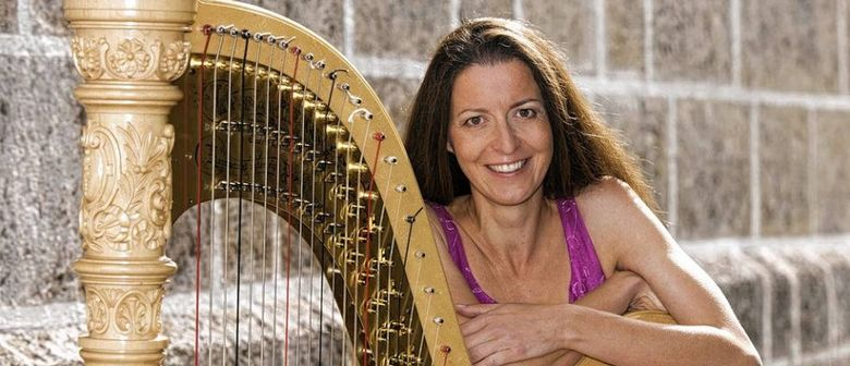 Mit der Harfe um die Welt - ein Konzert für Kinder