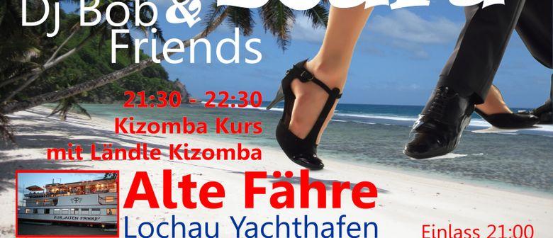 Salsa On Board @ Alte Fähre in Yachthafen Lochau
