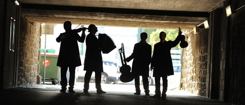Schrammel und die Jazz