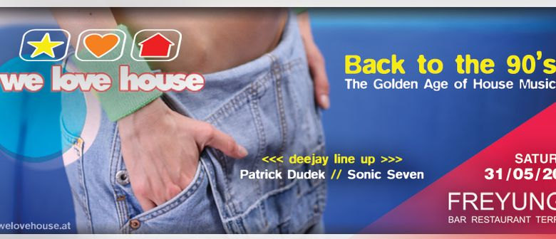 Back to the 90's - The Golden Age of House Music!