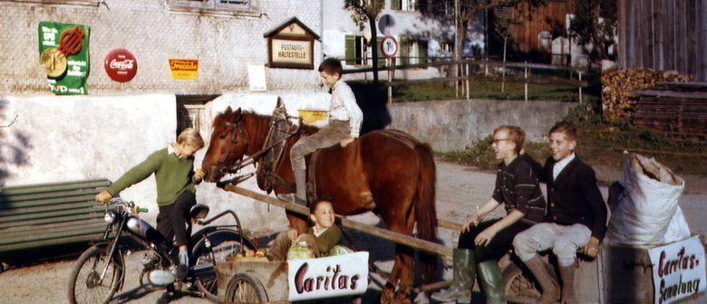 """Ausstellung """"90 Jahre Caritas Vorarlberg"""""""
