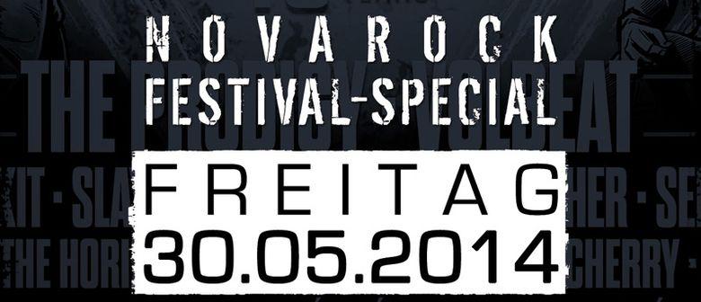 Addicted to Rock Club! - Novarock Festival Special