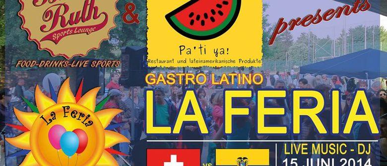 Lateinamerikanische Gastronomie-Festival in Spenadlwiese