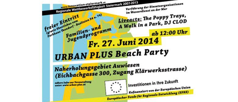 Urban Plus Beach Party