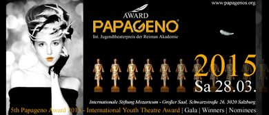 5. Int. Papageno Award 2015