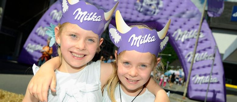 31. Milka-Schokoladefest in Bludenz