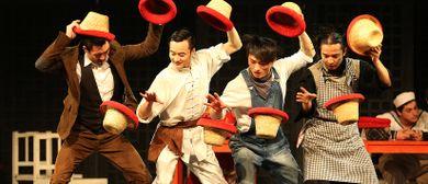 CHINESISCHER NATIONALCIRCUS 15 - Theatertour Shanghai Nights
