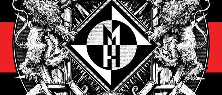 Machine Head  @ Conrad Sohm Kultursommer: SOLD OUT