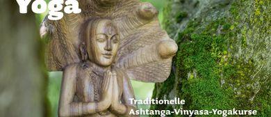 Ashtanga Yoga Kurs für Fortgeschrittene - Mysore Style