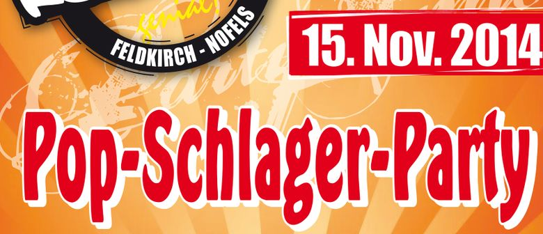 Pop-Schlager-Party im Roncat