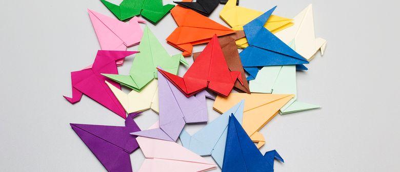 Origami - 1000 Kraniche