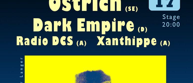 A Synthful Night in Vienna - 4 Bands! Ostrich - Dark Empire