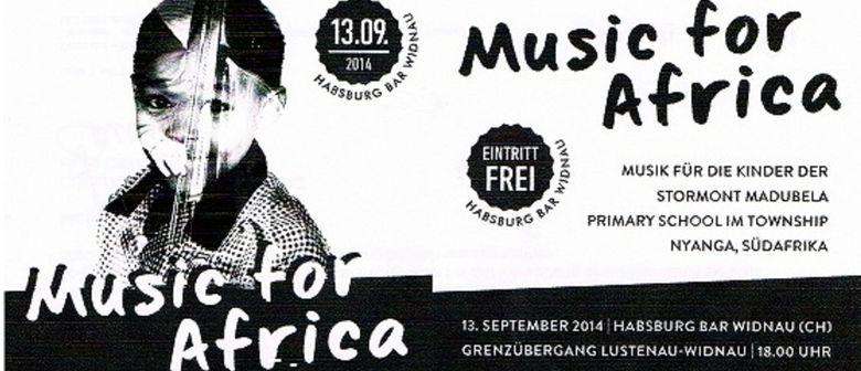 Charity Konzert Music For Africa Ubuntu ab 18 Uhr