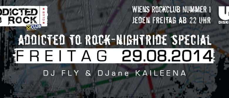 Addicted to Rock - Nightride Special