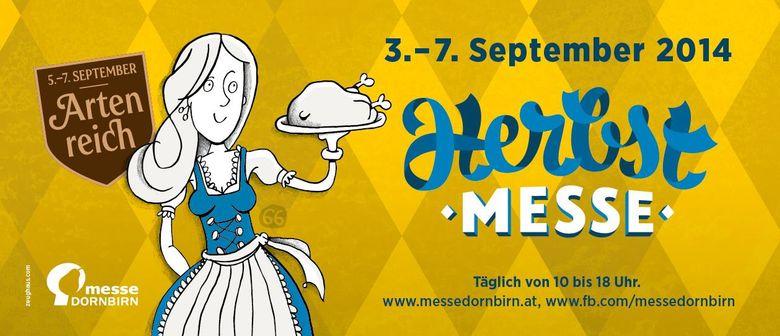 66. Herbstmesse in Dornbirn