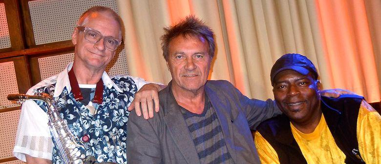 """""""Jandln"""" mit Wolfgang Puschnig, Wolfram Berger und Jon Sass"""