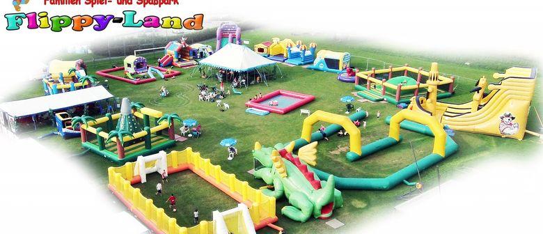 Flippy-Land Familien Spiel-Spaßpark