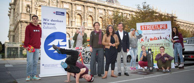 Streetlife Festival in Wien