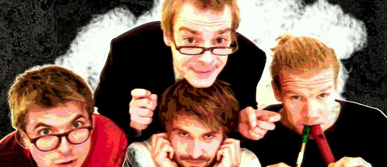 Bernhuber & Feinde - Jazz-Hooligans