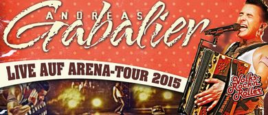 Andreas Gabalier & Band - LIVE auf Arena -Tour