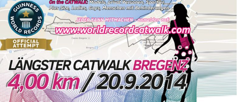 Guiness World Record    The Longest Catwalk of the World