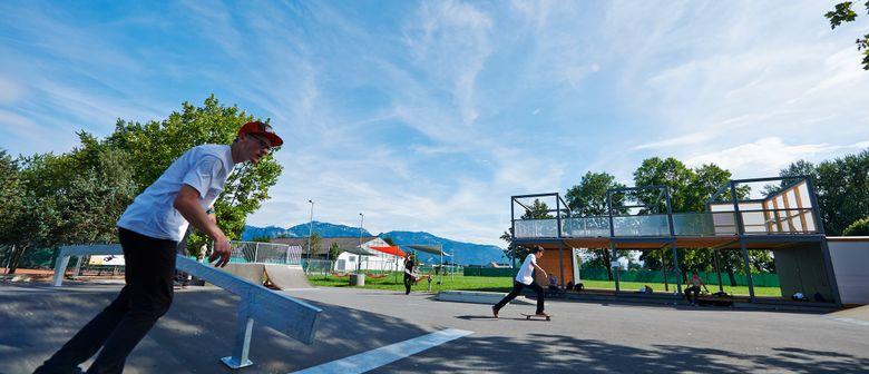 Skateboard Contest 2014